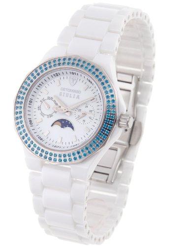 Detomaso Women's Quartz Watch DT3003-C with Metal Strap
