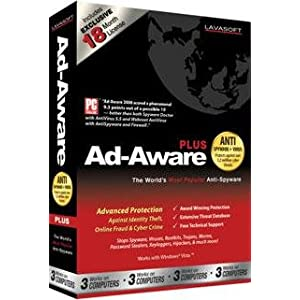 Ad-Aware Free Internet Security, Top, Best & Popular Spyware Remover