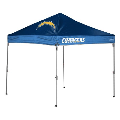 San Diego Chargers Canopy: Custom Canopy Tents And Umbrellas