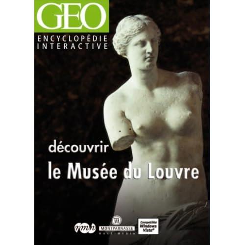 Découvrir le Musée du Louvre  - DVD-Rom