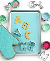 Martha Stewart Collection 26-Piece Alphabet Cookie Cutter Set