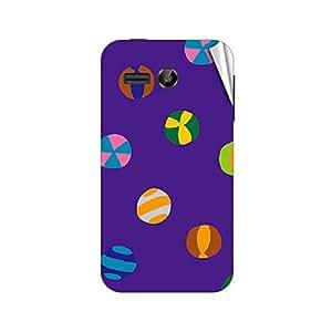 Garmor Designer Mobile Skin Sticker For HUAWEI RONGYAO3X G750 - Mobile Sticker