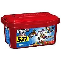 K'NEX 521 Piece Value Tub (Assorted Colors)