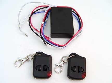 Genssi Momentary On/Off LED Switch Remote Control System 12V