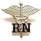 Amazon Com Nursingpin Registered Nurse Rn Graduation
