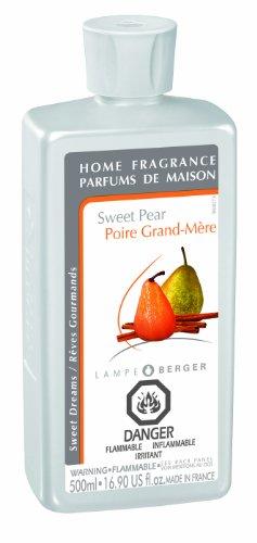 Lampe Berger 500ml/16.9-Fluid Ounces, Sweet Pear Parfum De Maison