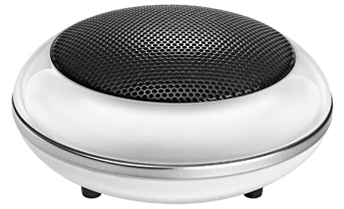 Review and Buying Guide of Buying Guide of wavemaster MOBI White Mini Speaker System