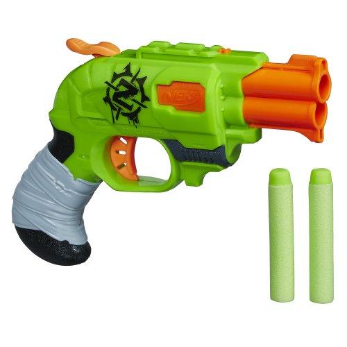 Nerf Zombie Strike Doublestrike Blaster - 1