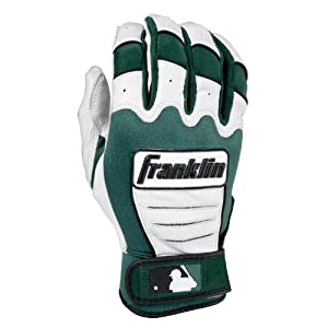 Buy Franklin Sports Adult MLB CFX Pro Series Batting Gloves by Franklin