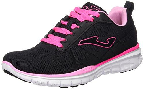 Joma Donna C.tempo Lady 621 Negro-fucsia scarpe sportive Size: 40