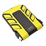 ADATA SH93 2.5-inch 640GB Shock External Proof Hard Drive - Yellowby A-Data