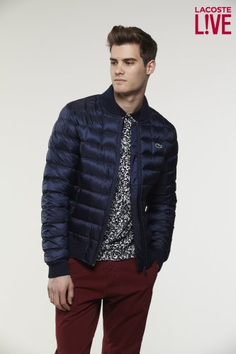 L!VE Down Bomber Jacket