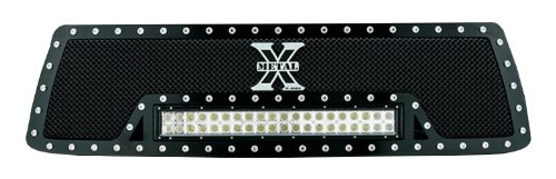 T-Rex Grilles 6319631 Torch Series Grille With Led Light