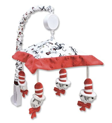 Cat In The Hat Nursery Decor front-1013319