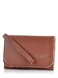 Daphne Womens Wallet (Brown) (XW15-0001BN-1331)