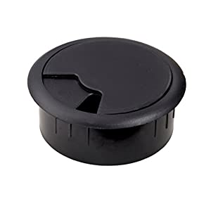 Amertac zenith tm1001hcb 2 1 4 inch for 2 furniture hole cover