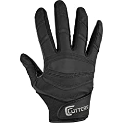Buy Cutters Gloves C-TACK Revolution Solid Football Gloves by Cutters