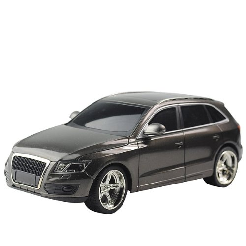 Rc 1:18 Scale Emulational Car Model (27mhz) Gray