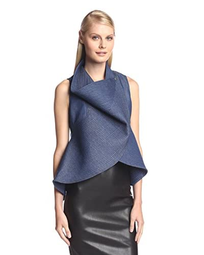 Gracia Women's Peplum Vest