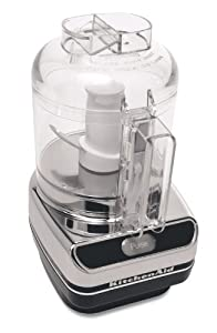 Kitchenaid 3 cup chef 39 s chopper chrome mini food processors kitchen dining - Kitchenaid chefs chopper ...