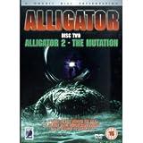 Alligator / Alligator 2: The Mutation (Region 2 PAL DVD import) (DTS / 2 Disc Set / Special Features)