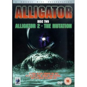 Alligator / Alligator 2: The Mutation (Region 2 PAL DVD import) (DTS / 2 Disc Set / Special Features)