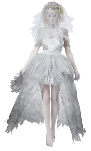 Women's Ghostly Bride Adult