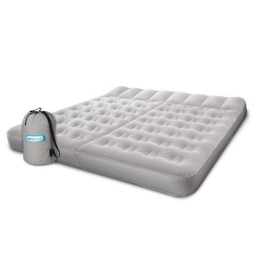 Inflatable Beds With Legs: INFLATABLE ADJUSTABLE BED