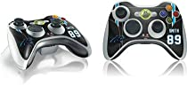 NFL - Player Jerseys - Steve Smith Carolina Panthers - Skin for 1 Microsoft Xbox 360 Wireless Controller