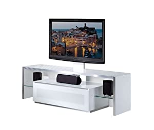 Triskom GE5 Cantilever TV Stand for LCD, LED or Plasma Screens 32,37,40,42,46,47,50,52,55 inch by SAMSUNG, LG, SONY, PHILIPS, TOSHIBA, PANASONIC, JVC.