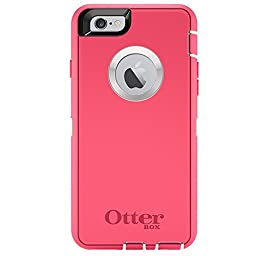 OtterBox 77-50208 Defender Series Case for iPhone 6, 4.7-Inch - Retail Packaging - Pink