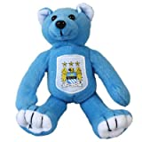 Manchester City FC Beanie Bear, Ships from USA