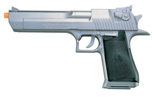 SoftAir Desert Eagle .44 Magnum Spring Powered Airsoft Pistol (Silver)