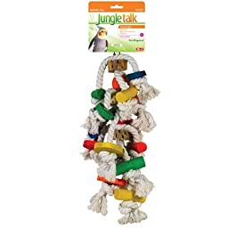 Jungle Talk KnotRageous - Medium Bird Bird