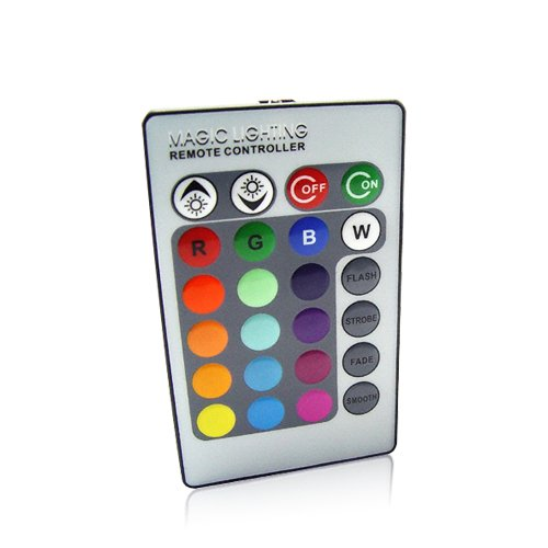Remote Control For 8101 Led Color Changing Light Bulb With Wireless Remote