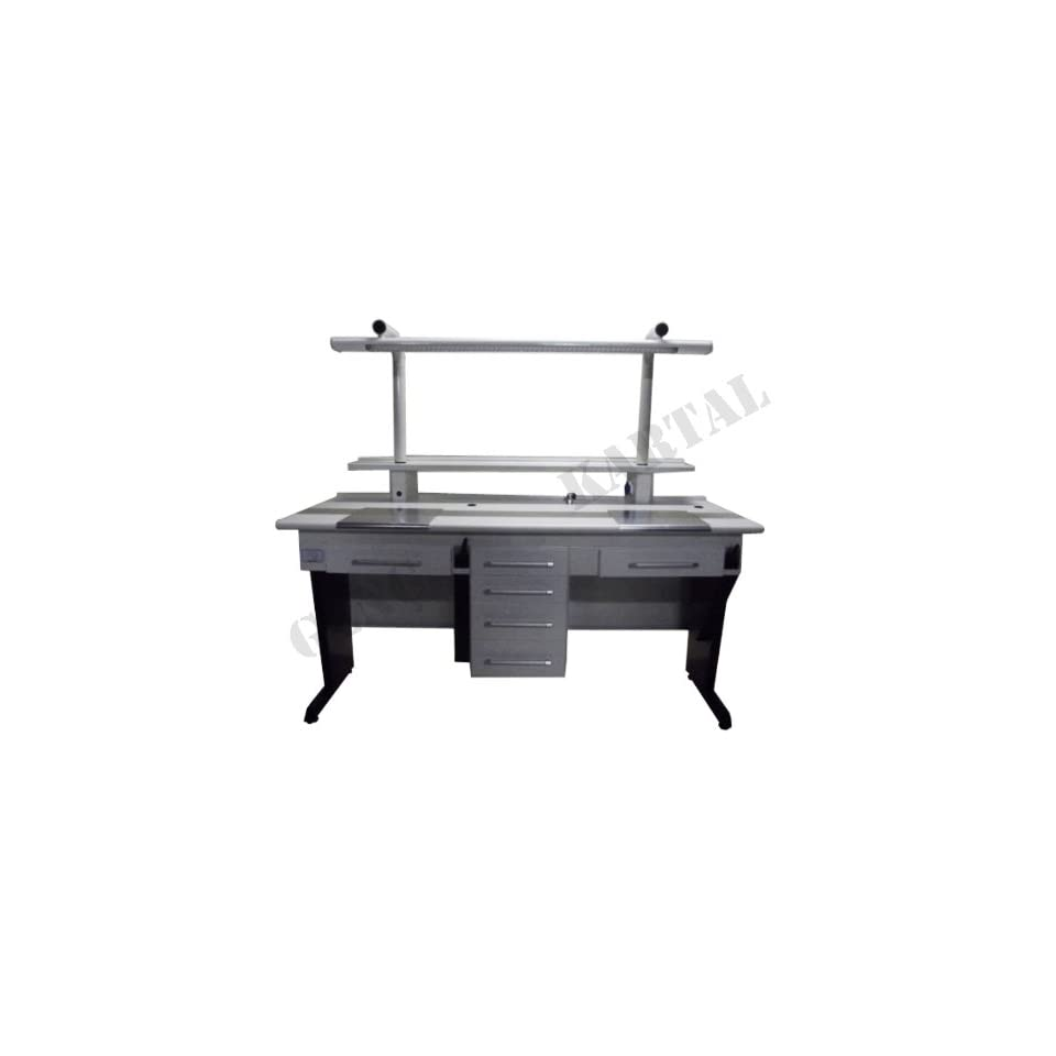 Technician workbench dental lab furniture equipment for Furniture y equipment