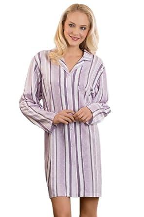 Ein stilvolles Nachthemd – nur zum Schlafen fast zu schade