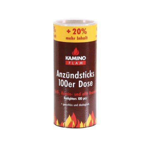 kamino-flam-333174-anzundsticks-boite-en-bois-et-cire-lot-de-100
