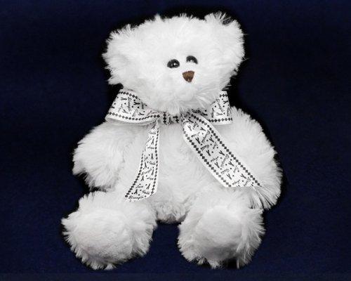 Black Ribbon Awareness Teddy Bear (Retail)
