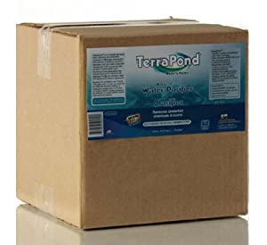 TerraPond Ion Charged Mineral Fish, Insect, Reptile, Aquatic Plant Supplement and Water Purifer, 50-Pound Box