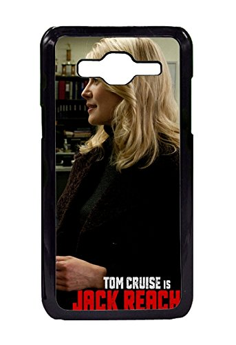 Samsung Galaxy J3/Galaxy Amp Prime Case -High Clear Jack Reacher Movie Pattern TPU Bumper Rubber Skin Flexible Slim Soft Case for Samsung Galaxy J3/Galaxy Amp Prime Design By [Marc Stanley] (Jack Reacher Prime Movie compare prices)