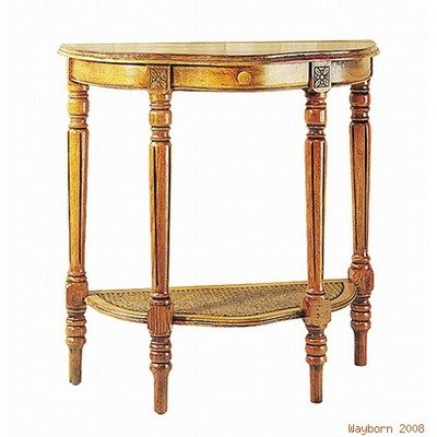 Cheap Demi – Lune Console Table (B001N0HW66)