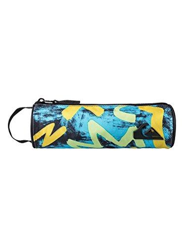 quiksilver-taschenzubehor-pencil-print-taille-unique-jaune-noir-bp-cave-rave-neon-yellow