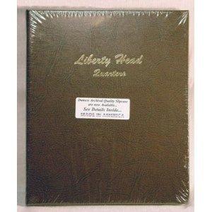 Dansco Barber Liberty Head Quarters Album #7130