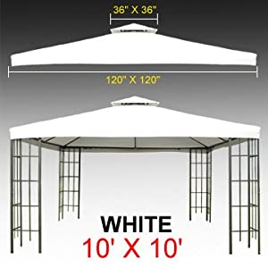 Replacement Canopy Tops | Gazebo Canopy Tops