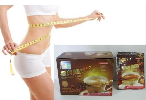 1 Boxes Slimming Instant Coffee 1+3, Best Way For Healthy Weight Loss