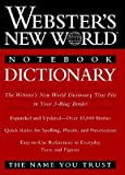 Webster's New World Dictionary (0446360260) by Neufeldt, Victoria