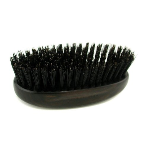 アッカカッパミリタリースタイルヘアブラシ ブラック(13cm) 1pc