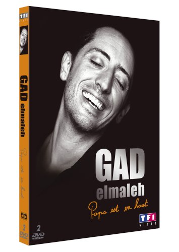 Streaming  Gad Elmaleh - Papa est en haut