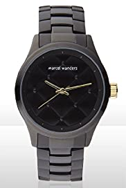 Marcel Wanders Capitoné Watch with Metal Band